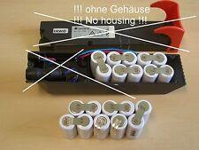 GARDENA Akku System Art. Nr. 1498  ACCU V12 12V 12 V 2.6Ah NiMH Batterie Battery