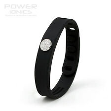 Power Ionics IDEA BAND LOVER Crystal 3000ions/cc 4IN1 Sports Bracelet Wristband