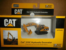NORSCOT SCALE MODELS #55107 CAT 315C HYDRAULIC EXCAVATOR