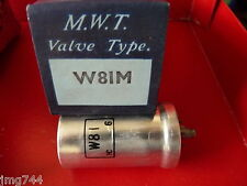 W81M W81  MARCONI GEC  NEW OLD STOCK   VALVE TUBE O15C
