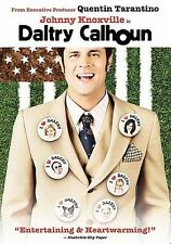 NEW DVD Daltry Calhoun: Johnny Knoxville Juliette Lewis Elizabeth Banks S Traub
