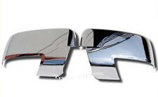 2009-2012 Dodge Ram 1500/2010-2012 Ram 2500/3500/HD Chrome Door Mirror Covers