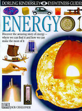Jack Challoner Energy (Eyewitness Guides) Very Good Book