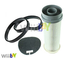 HEPA FILTER & BELTS for VAX Power U89-P2-VX Power VX2 Vacuum Cleaner Hoover