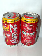 *EXTREMELY RARE* German Coca Cola - 2007 Special Resealable Opener Test Can
