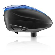 New Dye Paintball Rotor LT-R LTR Electronic Loader Feeder Hopper - Black / Blue