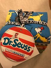 Green Eggs & Ham Dr. Seuss Complete Collection 10 FQ 1 Panel Fabric Fat Quarter