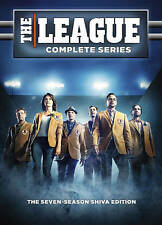 BRAND NEW The League: Complete Series DVD Seasons 1234567 1-7 Sealed FREE SHPPIN
