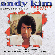 Baby I Love You: Greatest Hits by Andy Kim (CD, Oct-1997 NEW