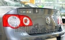 Volkswagen VW Passat MK6 2005-2010 Rear Boot Lip Spoiler UK Seller!