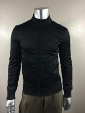 ZARA Basic Men`s Black Windbreaker Jacket Sz (M) Small