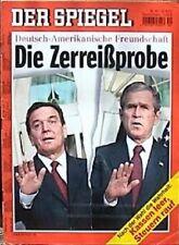 SPIEGEL 40/2002 Die deutsch-amerikanische Freundschaft