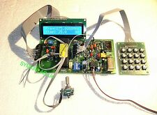 FREQUENCY GENERATOR RX/TX CONTROLLER 380MHz~930MHz PLL/MCU UNIT