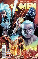 Extraordinary X- Men #6 (NM) `16 Lemire/ Ibanez  (1st Print)