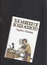 Agatha Christie/The Murder Of Roger Ackroyd H/C D/J
