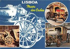 BR8565 Lisboa museu dos Coches chariot   portugal