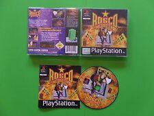 Playstation 1 Spiel *Rosco McQueen*  OVP & Anleitung / PS1 Rarität