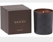 GUCCI Limited Edition Glass Candle From The Gucci Home Collection BNIB $295