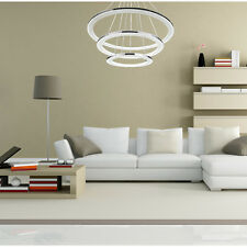 STYLISH  lights Acrylic Metal Chandelier Ceiling light Pendant Lamp Living Room