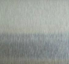 """STAINLESS STEEL SHEET .062 x 12"""" x 24"""" # 3 BRUSHED 304"""