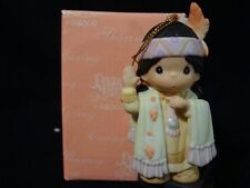 zr Precious Moments Chapel Exclusive Indian Ornament-How Can I Say Thanks