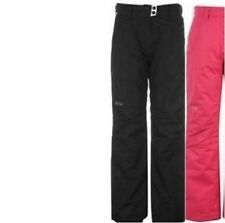 NO FEAR Ski Pants Ladies in Black UK 16 US 12 EUR 44 (715)