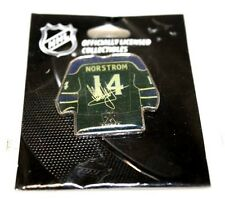 Los Angeles Kings NHL Collectors Lapel Pin Mattias Norstrom Hat Souvenir Hockey