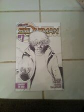 SOLARMAN #1 NEW YORK COMIC CON VARIANT! ONLY 250
