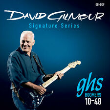 GHS GB-DGF David Gilmour Signature Series Blue Electric Guitar Strings 3 PACK