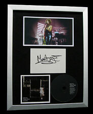 MARTINA TOPLEY BIRD+SIGNED+FRAMED+QUIXOTIC+TRICKY=100% GENUINE+FAST GLOBAL SHIP
