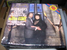 FISCHER / MARTON / BARTOK bluebeard's castle -  cd box set - SEALED / NEW -