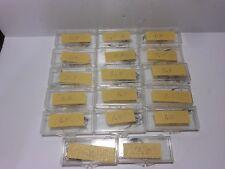 Huge Lot Of NOS Assortment Of Precision Resistors