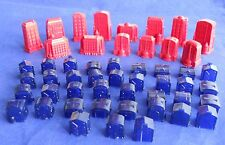Monopoly Spider-Man 3 Movie Houses & Hotels Replacement Game Parts Pieces 2006