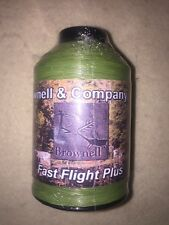 Brownell Fast Flight Plus Bow String Material  1/4 Pound Sage