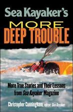 Sea Kayaker's  More Deep Trouble-ExLibrary