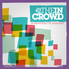 Guaranteed To Disagree - We Are The In Crowd (2010, CD NIEUW)
