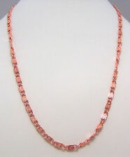 "Copper Neck Chain Necklace 24""  Wheeler Sunrise Healing Arithitis Pain  cn 05"