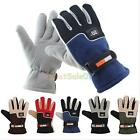 Thermal Winter Warm Gloves Windproof Motorcycle Ski Snow Snowboard Mittens Men