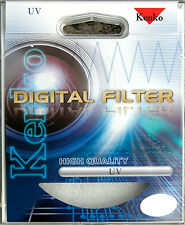 Kenko Digital Lente Filtro De Protección De 77 Mm Filtro Uv 77mm Uk libre Pp