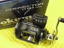 Okuma Convector CV 20D Line Counter Trolling Reel