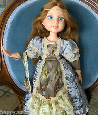 """DOLL DRESS Fits 18"""" SLIM MGA BEST FRIENDS + 16"""" MEDIEVAL PRINCESS LONG BALL GOWN"""