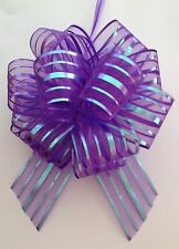 3 piece Pull bows 50mm Wedding Birthday Party gift wrap decoration