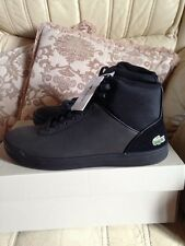 Lacoste Ladies High Tops Size 6 New