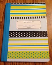 Composition book 60 sheets NEW