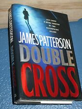 Double Cross by James Patterson HC/DJ 1st *FREE SHIPPING* 9780316015059