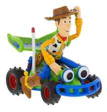DISNEY PARKS WIND UP / PULL BACK TOY SHERRIF WOODY & RC TOY STORY NEW