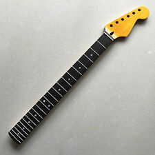 North-Amer​ica Maple ST Guitar Neck 22 Fret Rose-wood Fingerboard Nitro Finish