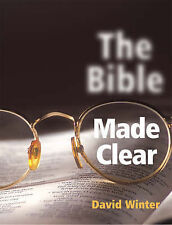 The Bible Made Clear: An Illustrated Guide,David Winter,New Book mon0000041224