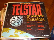 Telstar LP Sounds Of The Tornadoes