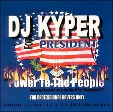 DJ Kyper: Power to the People  Audio Cassette
